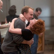 "FOSSE VERDON ""Who's Got the Pain"" Episode 2 (Airs Tuesday, April 16, 10:00 pm/ep) -- Pictured: (l-r) Sam Rockwell as Bob Fosse, Michelle Williams as Gwen Verdon. CR: Eric Liebowitz/FX"
