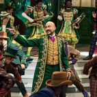 JINGLE JANGLE: A CHRISTMAS JOURNEY (2020) Keegan-Michael Key as Gustafson. Cr. Gareth Gatrell/NETFLIX