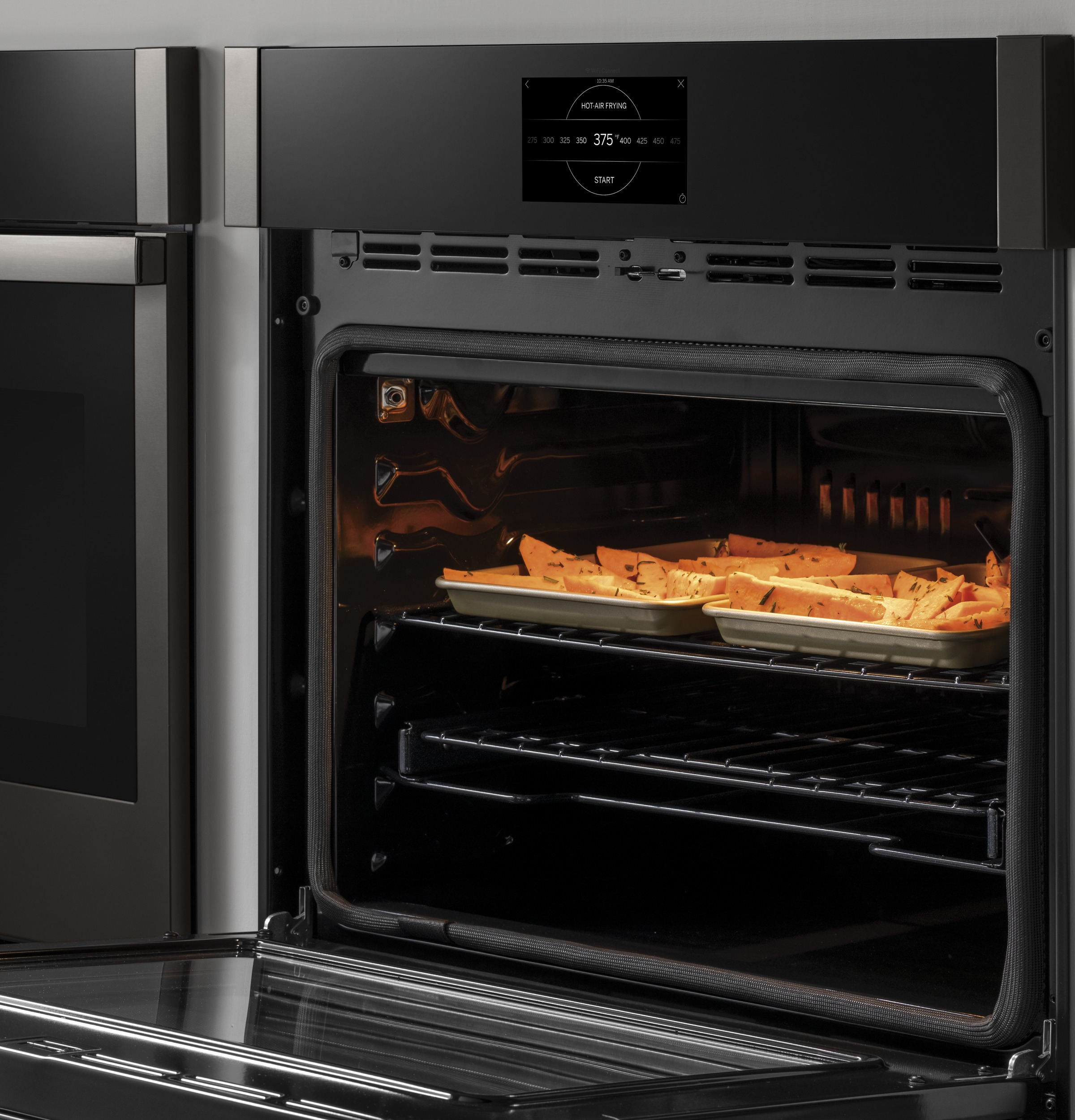 series built in convection single wall