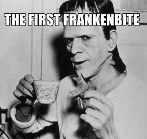 first frankenbite