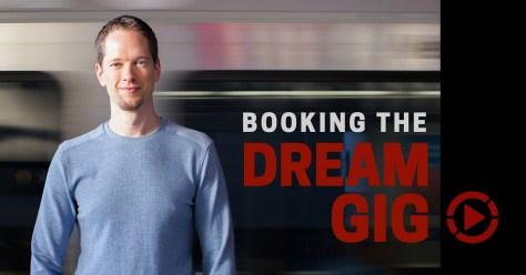 Jeff Bartsch dream gig