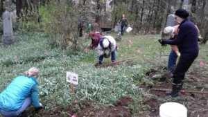 cemetery gardeners