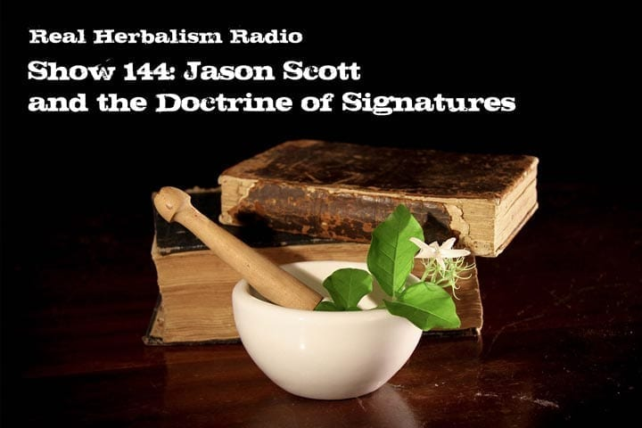 Show 144: Jason Scott And The Doctrine Of Signatures