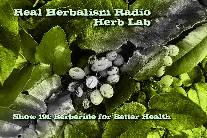 Berberine For Better Health