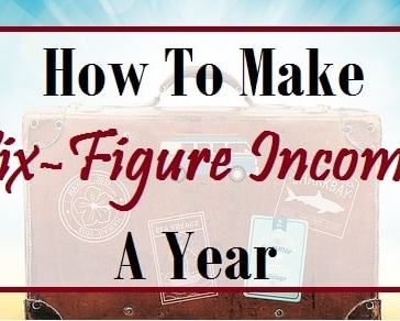 How To Make Six Figures A Year