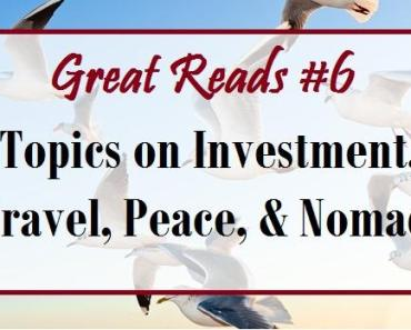 Great Weekly Reads #6