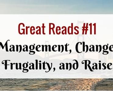 GREAT WEEKLY READS #11