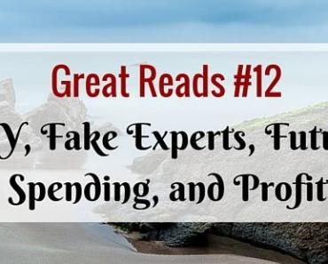 Great Reads #12
