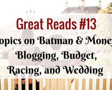 Great Reads #13
