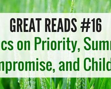 Great Reads #16