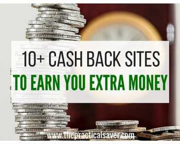 10+ Cash Back Sites To Earn You Money While You Shop