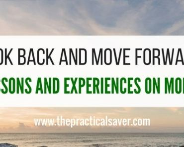 Look Back, Move Forward: Simple Money Lessons