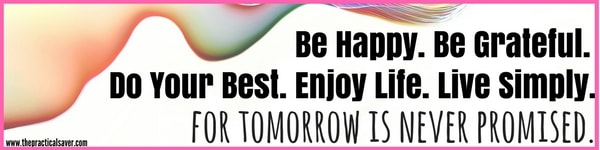 success inspirational quotes tomorrow is never promised do your best today