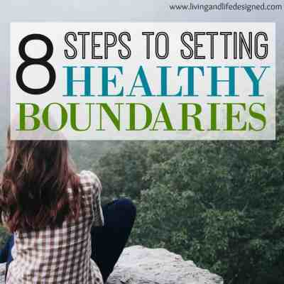 How to Successfully Set Healthy Boundaries