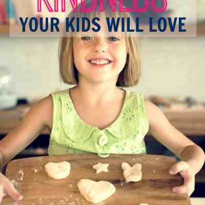 20 Simple Acts of Kindness: Teaching Kids To Be Kind with Little Gestures