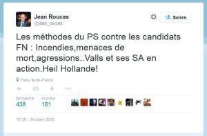 Jean Roucas - Heil Hollande