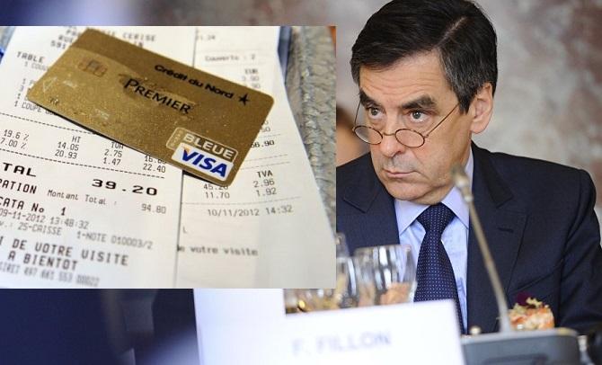 Fillon quitte le restaurant sans payer - ThePrairie.fr !