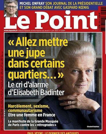 Le Point - Badinter - Jupe quartiers - ThePrairie.fr !