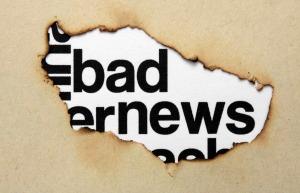Bad PR creates bad news