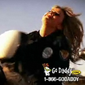 Go Daddy ads