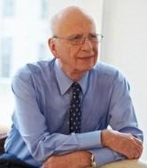 Rupert Murdoch PR strategy on Twitter