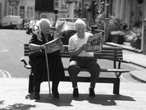 Newspaper reading moves digital. TV next?