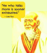 Having a beer with Lao-Tzu