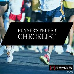 Runner's Prehab Checklist