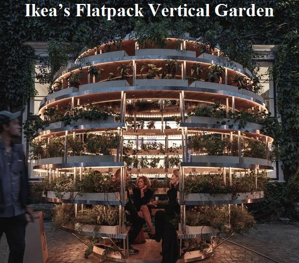 Ikea Vertical Garden