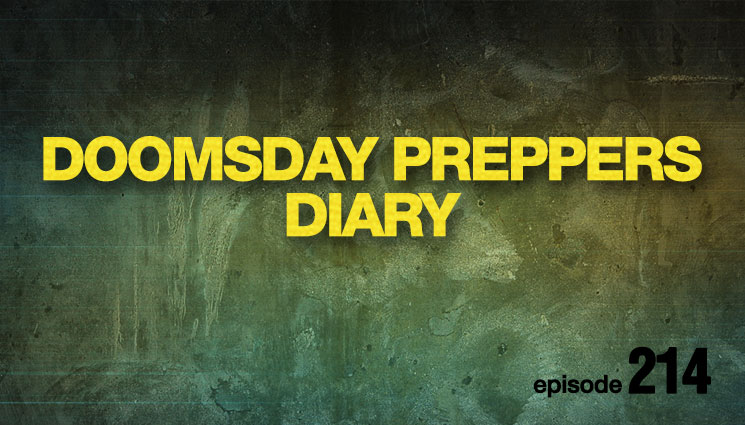 Doomsday Preppers Diary Pain Is Good The Prepper Journal