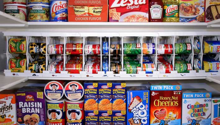 Food Storage: Knowing What You Have is More Important than Buying Something New