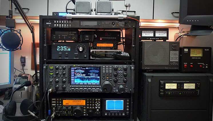 Share your amateur radio gear