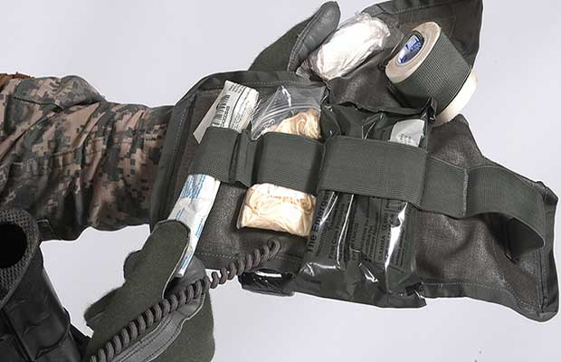 Prepper First Aid - Finding the perfect IFAK kit - The