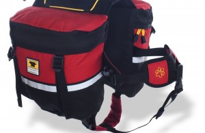 We use the Mountainsmith Dog pack for hiking, night walks and bugging out.
