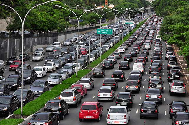After a disaster, traffic congestion will likely prevent you from getting anywhere quickly if at all.