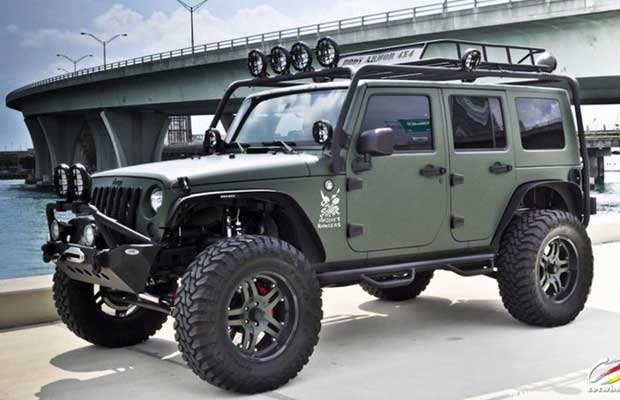 Jeep's are tried and tested off road vehicles that could make excellent bug out vehicles.