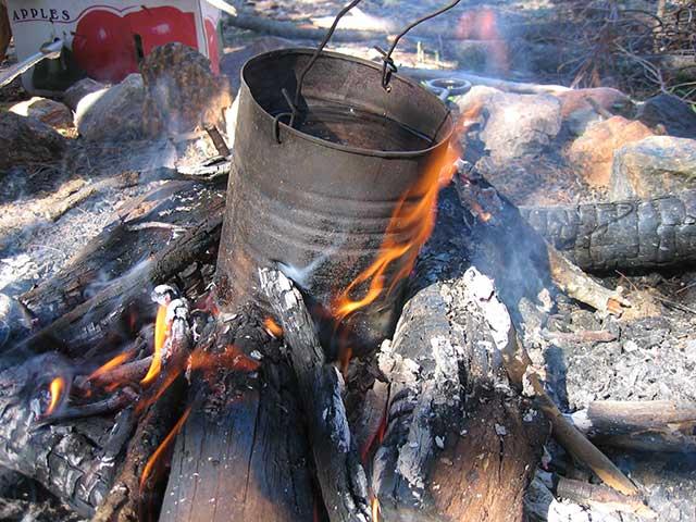 BoilingWaterOverFire