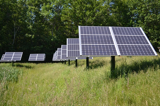 Solar power is an option for off grid and prices are coming down.