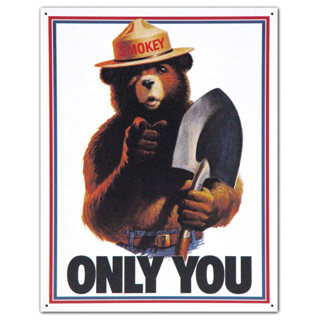 Only you can prevent TEOTWAWKI
