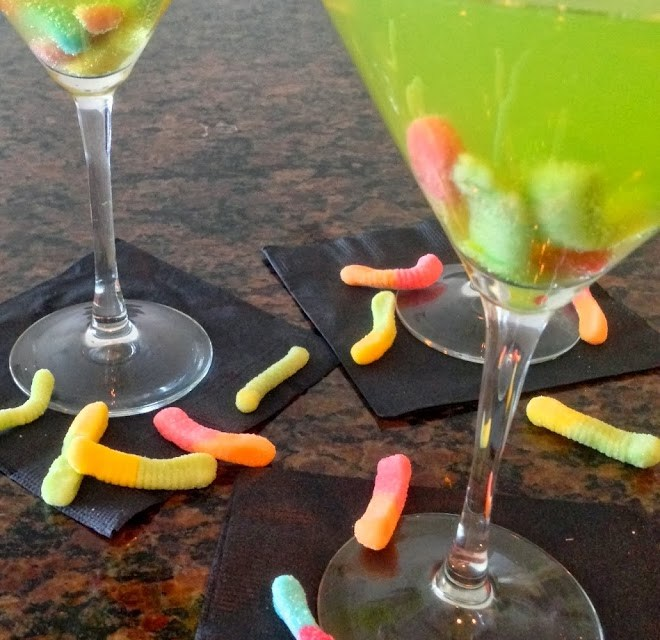 Creepy Crawly Cocktail