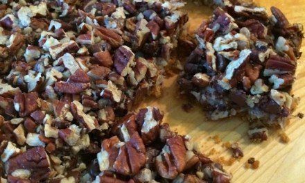 It's Magic! Five Layer Magic Bars