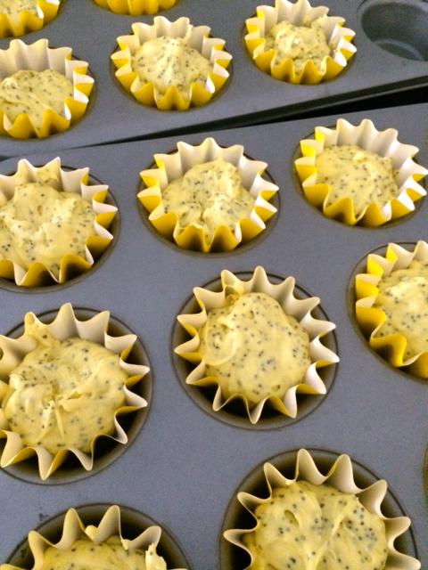 Nantucket's Daffodil Weekend Cupcakes