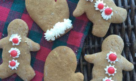 Farmhouse Molasses Cookies