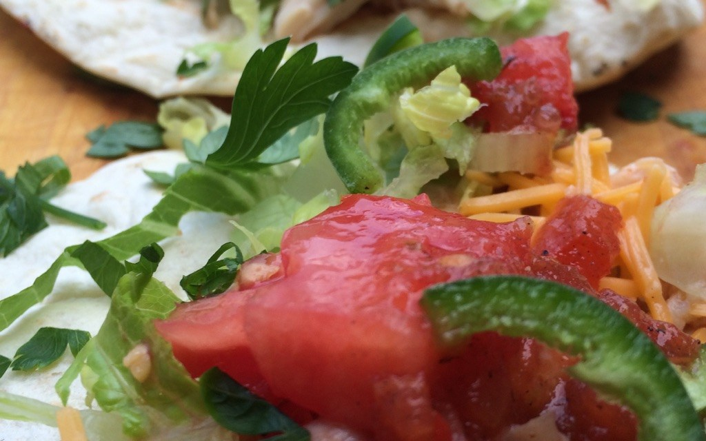 Zesty Grilled BBQ Street Tacos