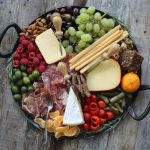 How to Create a Glam Cheese Board