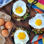 Spring Breakfast Skillet with Odom's Tennessee Pride® Country Sausage