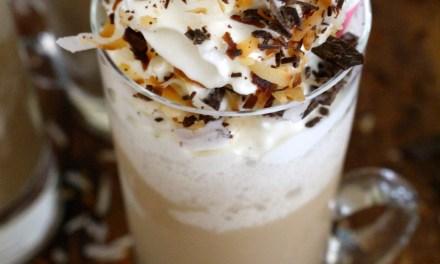 Coconut Frappuccino