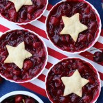 All-American Cherry Cobbler