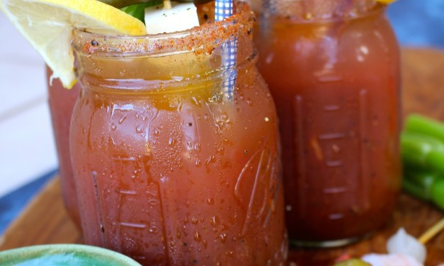 Simple Bloody Marys