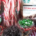 Starbucks Holiday Coffee Bar